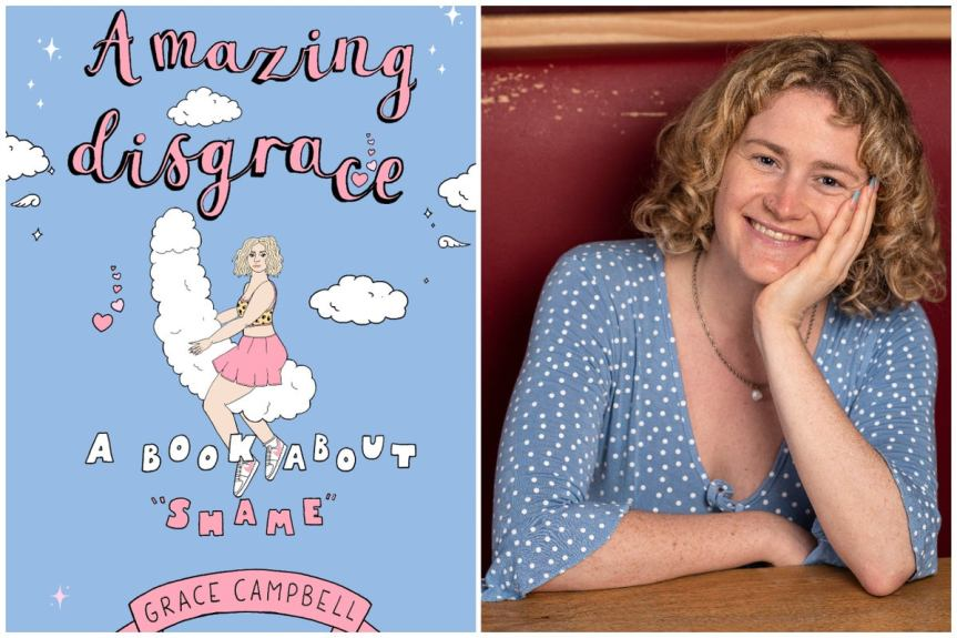 BOOK REVIEW: Amazing Disgrace by GraceCampbell