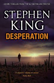 BOOK REVIEW: Desperation by Stephen King